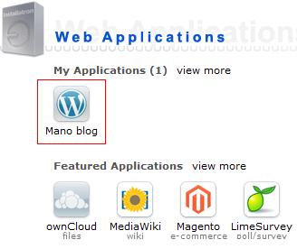 kaip pakeisti WordPress administratoriaus slaptažodį